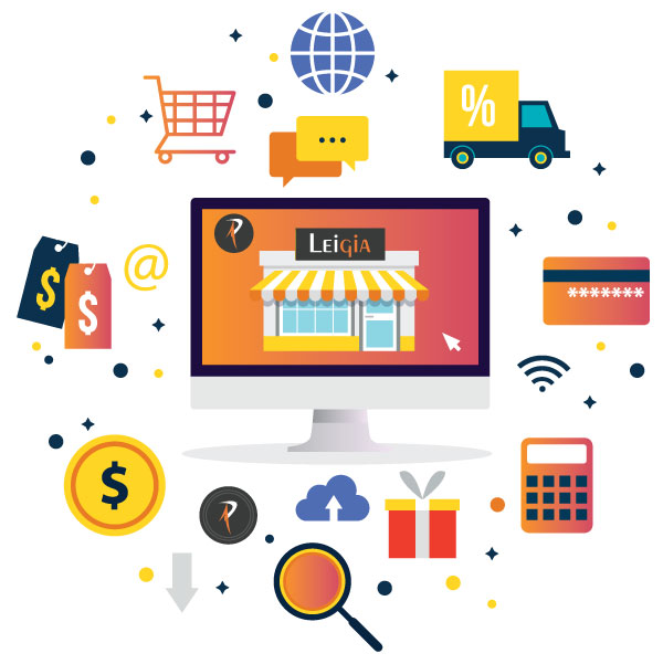 Ecommerce Websites in Goa We build Online Shopping website for Brands in  Goa and India